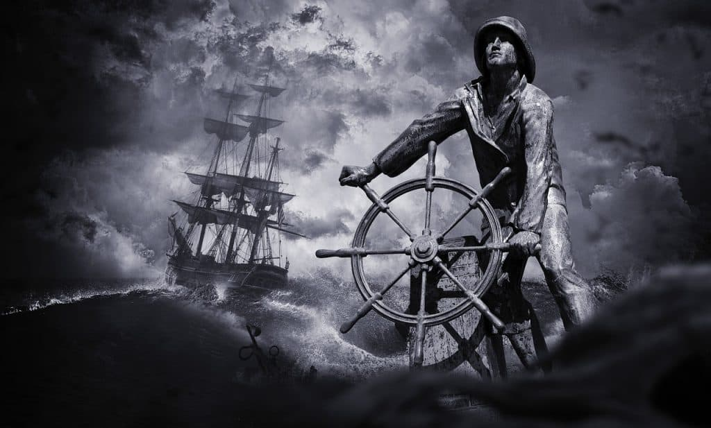 You Are The Captain Of Your Life